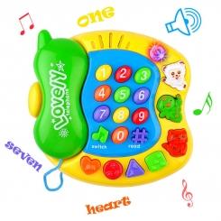 اسباب بازی تلفن آموزشی انگلیسی good FRIEND Phone 9901B