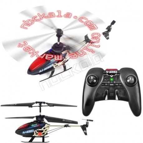 اسباب بازی هلیکوپتر کنترلی با متن فلشر Heli SJ-Series SJ991 flashing