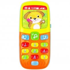 اسباب بازی موبایل هولی تویز آموزشی انگلیسی موزیکال مدل MOBILE HOLA 956