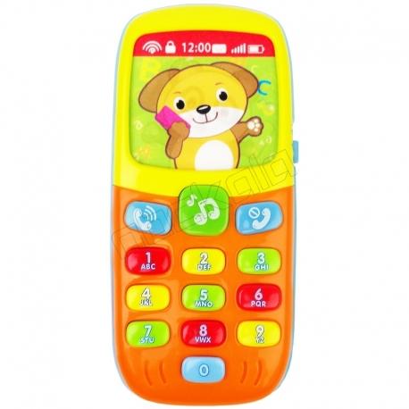 اسباب بازی موبایل هالی تویز آموزشی انگلیسی موزیکال مدل MOBILE HOLA 956