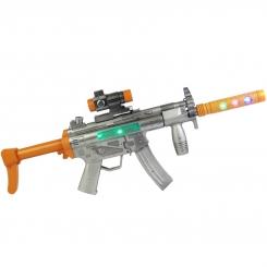 تفنگ اسباب بازی موزیکال مدل LX.3188B