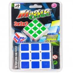 مکعب روبیک مجیک کوب دو عددی برند ژین هوا هوی MAGIC CUBE B230
