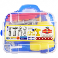 ست ابزار کار اسباب بازی کیفی مدل مسترمکانیک