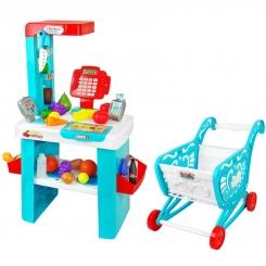 سوپر مارکت با سبد خرید بزرگ برند بوا مدل SHAPING HOUSE BOWA NO:8762