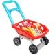 ست سوپر مارکت دسرت با چرخ خرید بیبی بورن مدل 00845 Dessert shop play BabyBorn Supermarket