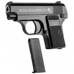 کلت فلزی ایر سافت گان ساچمه ای مدل AIRSOFT GUN C.1