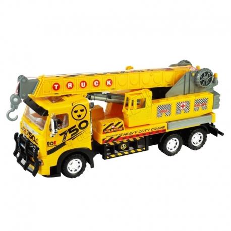 کامیون جرثقیل درج توی مدل 750