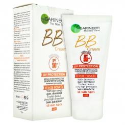 کرم ضدآفتاب گارنیر گیاهی GARINEER BB Cream SPF50 Sunscreen Cream