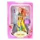 عروسک ست باربی با کیف و عصای جادویی باربی چند رنگ Fashion Barbie No.682