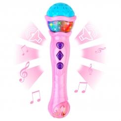 میکروفون السا فروزن بی سیم Frozen Microphone 986-1