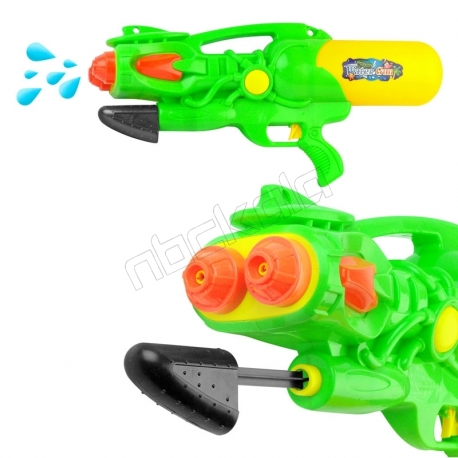 تفنگ آبپاش اسباب بازی مدل دوسوزنه واترگان Water Gun 2 needle Toy