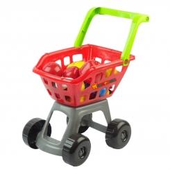 چرخ خرید فروشگاهی دسرت 49 تکه تاپ تویز مدل TOYS 304
