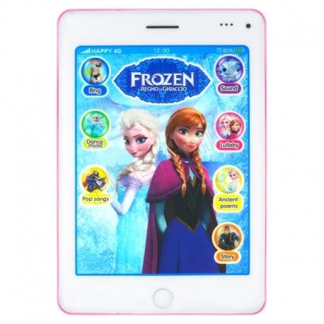 اسباب بازی تبلت فروزن السا و آنا مدل TOUCH Learning Tablet 1162