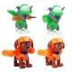 ست عروسک سگهای نگهبان پاوپاترول 8تکه PAW PATROL DOGS 6050
