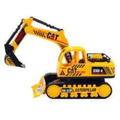 ماشین بازی بیل مکانیکی دورج توی مدل کاترپیلار Caterpillar Excavator CD210