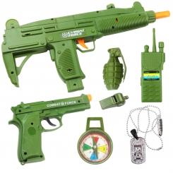 ست تفنگ و کلت ارتشی 34120