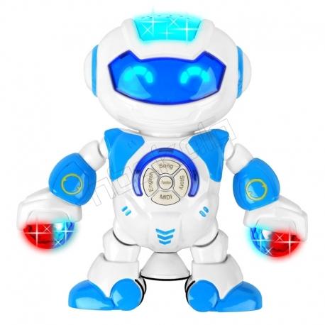 ربات موزیکال آموزشی لزو تویز مدل LEZO TOYS ROBOT 99444-7