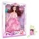 عروسک ست باربی با بادکنک مدل فشن صورتی Fashion Barbie Set