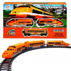 ترن سریع السیر مترو شهری CITY SUBWAY JHX9911