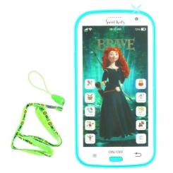 موبایل لمسی اسباب بازی اسمارت کیدز پارسی مدل موبایل مریدا بریو Smart Kids Brave Merida Za2020-1