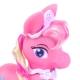 عروسک ست پونی سه قلو با شانه Pony 3 Lovely Horse 8079B