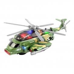 هلیکوپتر اسباب بازی باتری خور مدل هلیکوپتر جنگی Armed Aircraft 002 Helicopter LD139A