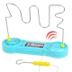 بازی فکری اعصاب سنج گیم سوپر باتری خور خارجی GAME SUPER Don't Buzz The Wire H-108-B