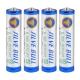 باتری نیم قلمی سیول بول بسته 4 عددی مدل Alkaline LR03 AM4 Size AAA 1.5V