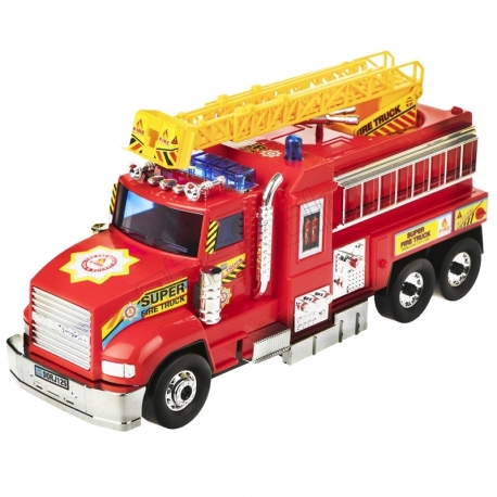 سوپر ماشین آتشنشانی درج تویز