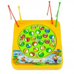 بازی ماهیگیری پیسونگ مدل سایز کوچک 24 ماهی 4 نفره Fishing Game PEI SONG 9269