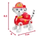 عروسک سگ های نگهبان پاو پاترول مدل مارشال آتش نشان Paw Patrol Marshal Toy JT2201