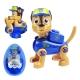 عروسک سگ های نگهبان پاو پاترول مدل چیس آبی پوش Paw Patrol Chase Toy JT2203