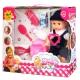 ست عروسک نوزاد پسر 33 سانتی جیشی بی بی بورن 8190