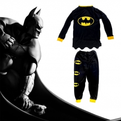 ست لباس و شلوار بتمن مدل راشا سایز لارج L مدل Batman
