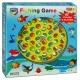 بازی ماهیگیری ران فنگ مدل سایز بزرگ 45 ماهی 5 نفره Fishing Game RUN FENG 9259