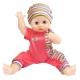 عروسک موزیکال نوزاد یوکوکا مدل 8011 با کالسکه فلزی UKOKA BABY DOLL 8011 WITH PUSHCHAIRE