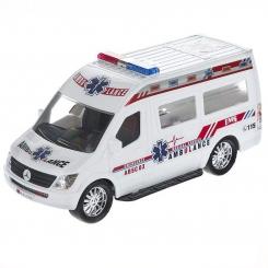 ماشین آمبولانس دورج جعبه دار
