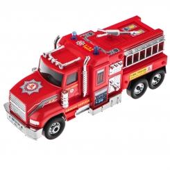 ماشین آتش نشانی کوچک دورج جعبه دار FIRE TRUCK