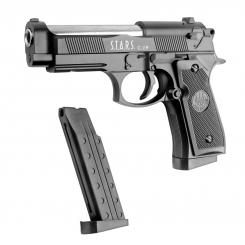 کلت فلزی ایر سافت گان ساچمه ای مدل AIRSOFT GUN C19