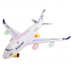 هواپیمای مسافربری بویینگ 747 خارجی کد 132