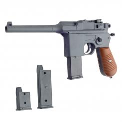 کلت فلزی ایر سافت گان ساچمه ای مدل AIRSOFT GUN V10