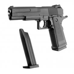 کلت فلزی ایر سافت گان ساچمه ای مدل AIRSOFT GUN V306
