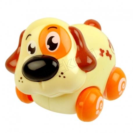عروسک کوکی سگ نشکن هولا Hola Dog Wind Up Doll 376