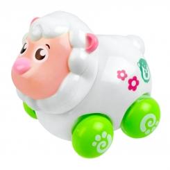 عروسک کوکی گوسفند نشکن هولا Hola Sheep Wind Up Doll 376