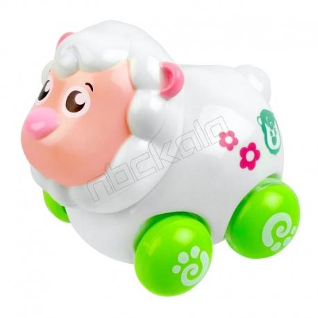 عروسک کوکی گوسفند نشکن هولا Hola Dog Wind Up Doll 376