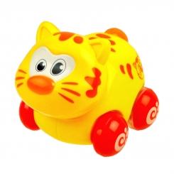 عروسک کوکی گربه نشکن هولا Hola Cat Wind Up Doll 376