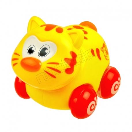 عروسک کوکی گربه نشکن هولا Hola Dog Wind Up Doll 376