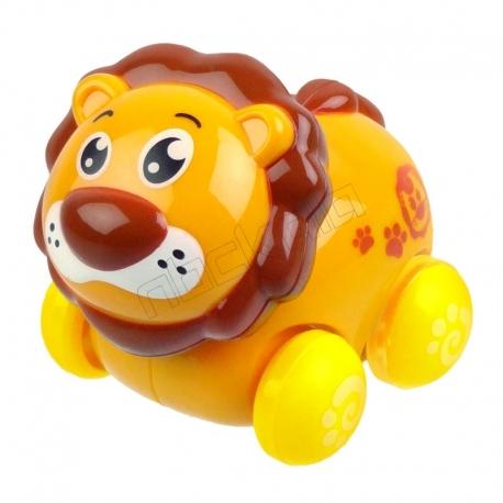 عروسک کوکی شیر نشکن هولا Hola Lion Wind Up Doll 376