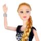 عروسک باربی مو بلند ویولن زن لباس سیاه Barbie Violinist 685