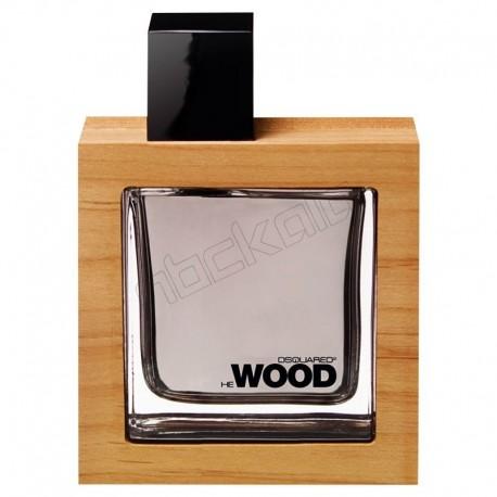 هی وود مردانه قهوه ای ارجینال DSQUARED2 He Wood
